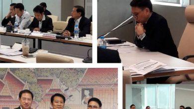 Photo of คุณสุวัฒน์ กมพนัส ประธานกลุ่มฯ พลังงานหมุนเวียน สภาอุตสาหกรรมแห่งประเทศไทย พร้อมด้วยคุณนที สิทธิประศาสน์ รองประธานกลุ่มฯ เข้าพบปลัดกระทรวงพลังงาน