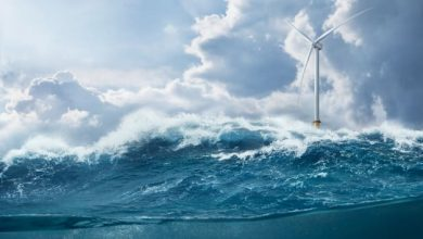 Photo of Details released of a huge offshore wind turbine that can power 18,000 homes per year